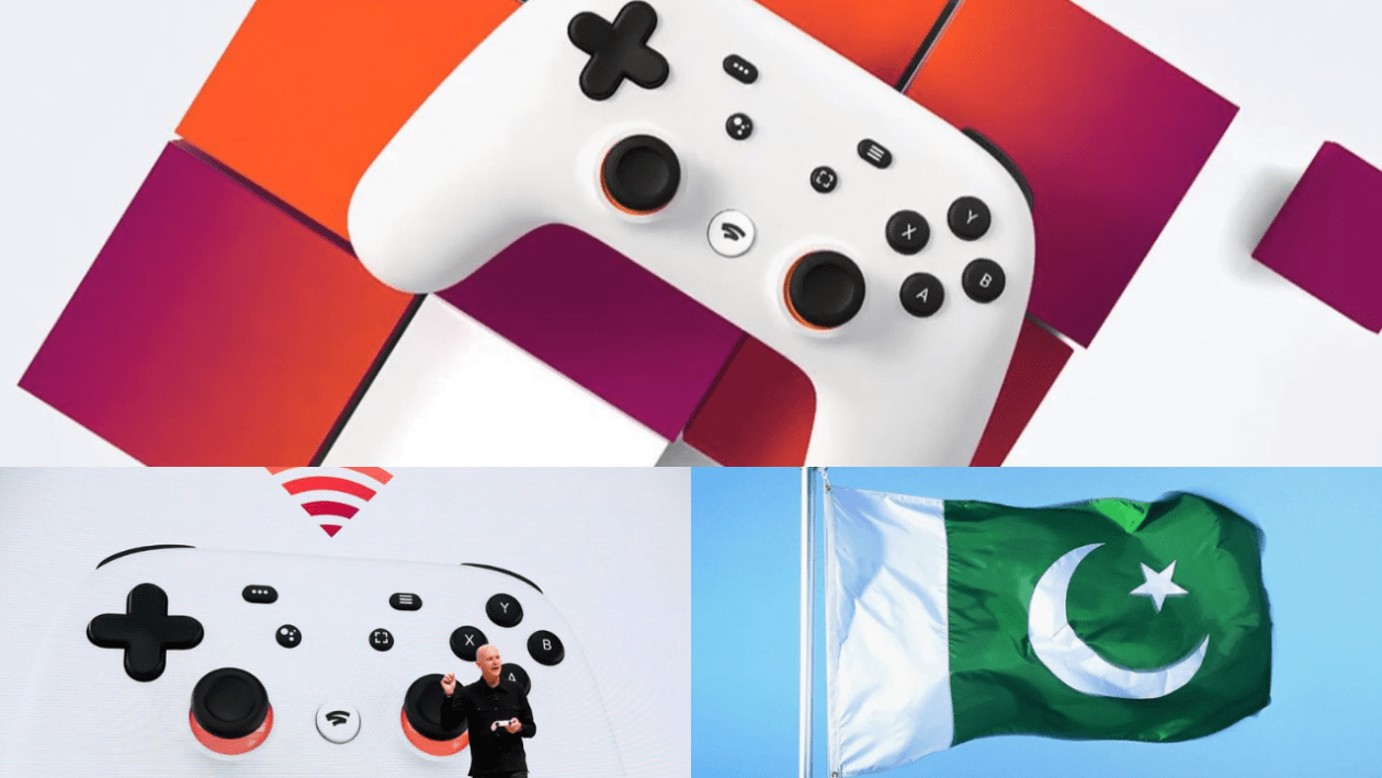 Everything You Need To Know About Google Stadia In Pakistan