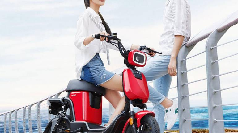 Xiaomi Electric Bicycle, Xiaomi Launched Himo T1