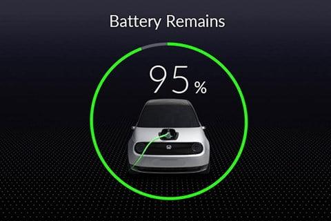Honda e Battery Timing
