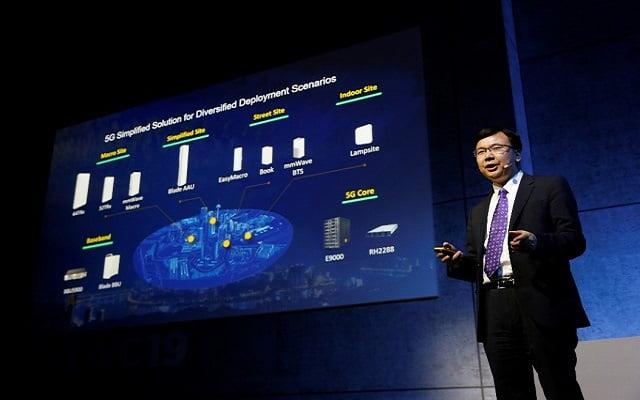 Huawei World's Biggest 5G Equipment Supplier