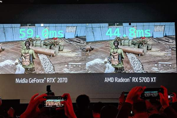 Which One Is Best Nvidia GeForce RTX 2070 vs AMD Radeon RX 7700 XT