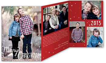 Christmas Holiday Photo Cards 2013 Trends Digital Photos 101