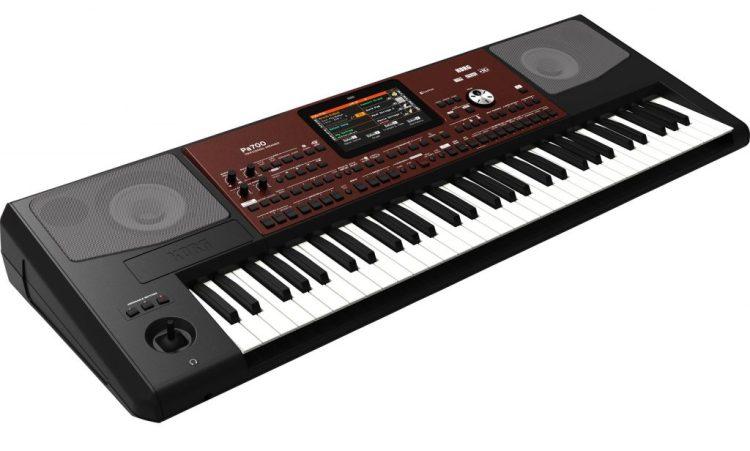 Korg PA700 digital piano