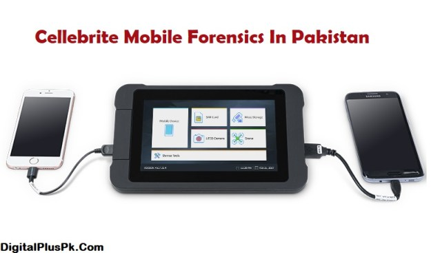 Cellebrite Mobile Forensics In Pakistan