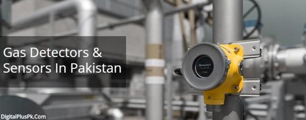 gas detectors and sensors pakistan