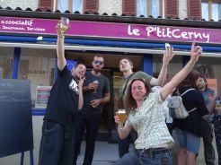Le P'tit Cerny 31/05/2020 © Steve Lellouche