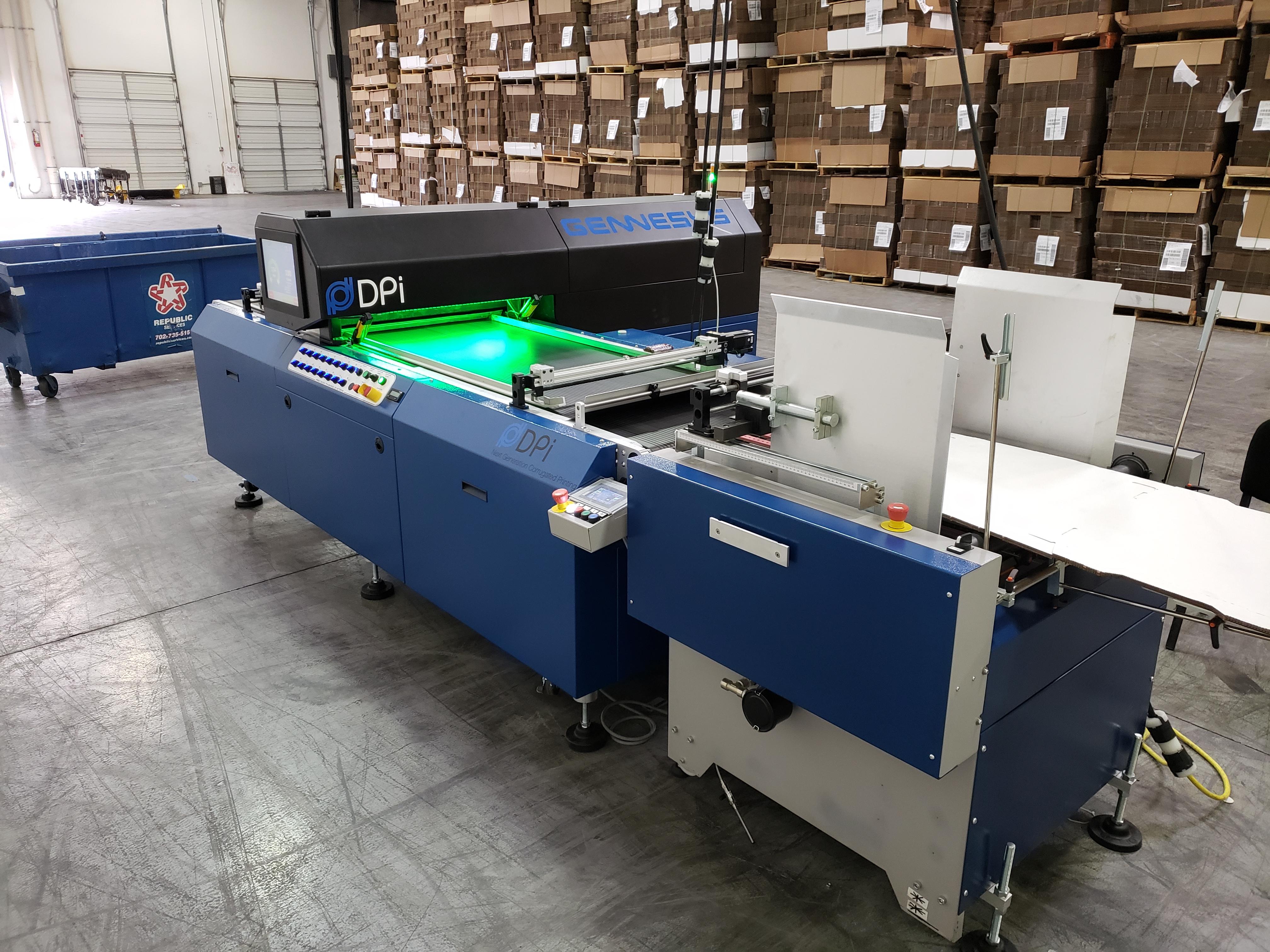 Hi-Speed Digital Inkjet Corrugated Printing – Digital Print