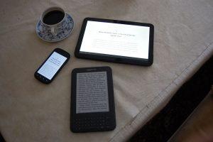 The Evolution of eBooks