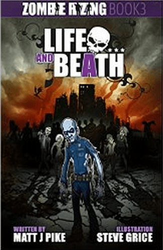 Life and Beath Book Cover