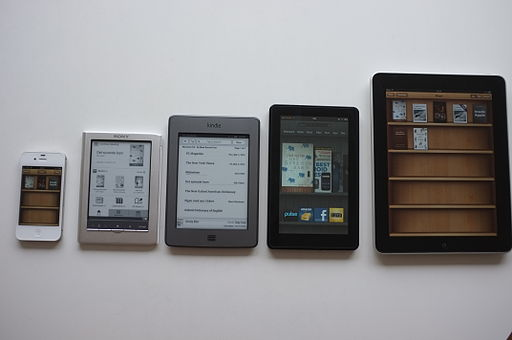 Ebook Formatting Options for Indie Authors