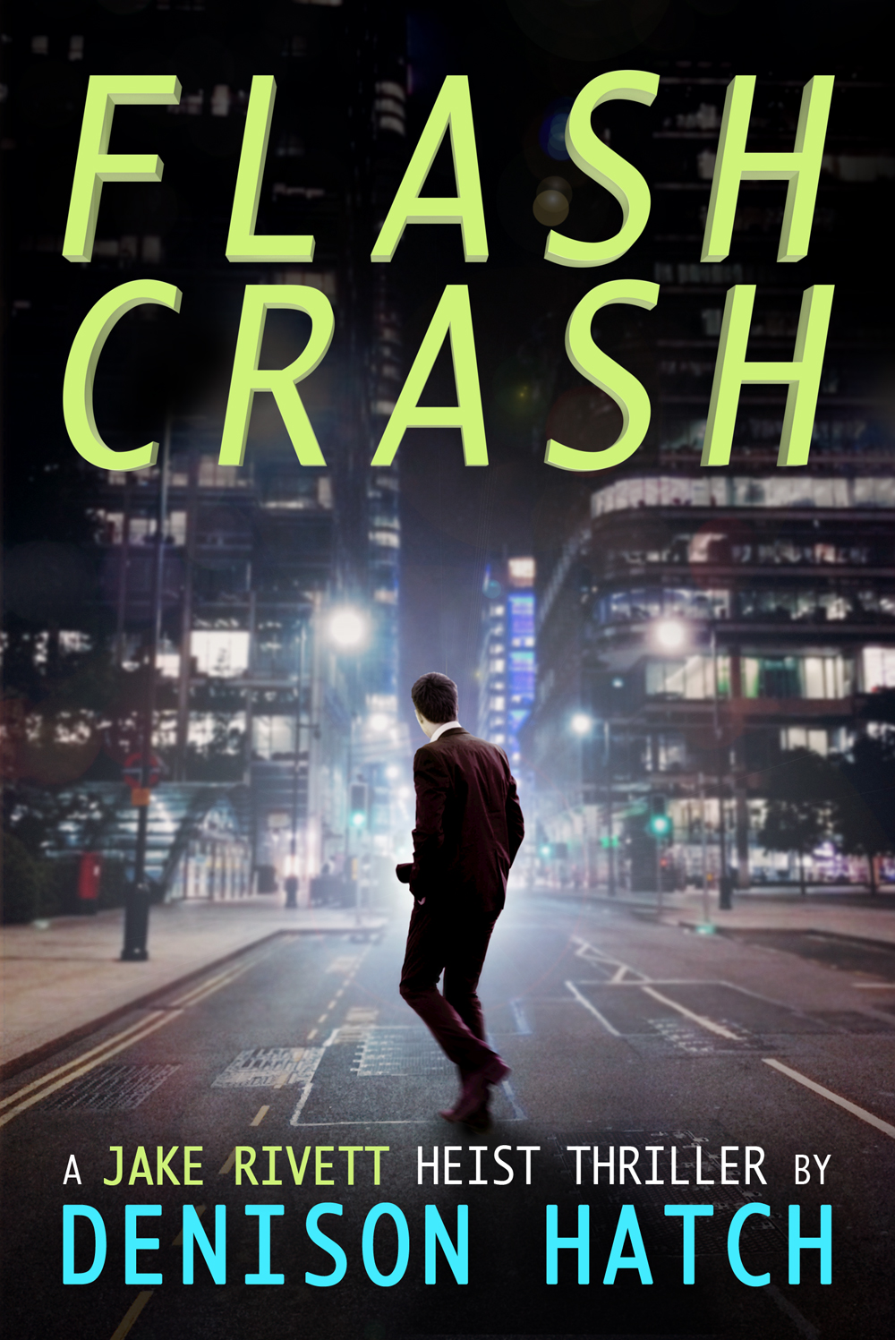 Flash Crash Book Cover