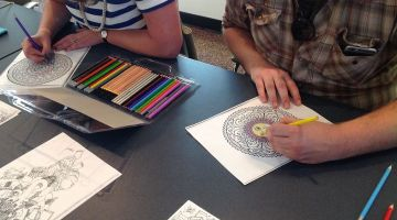 A Quick Look at Coloring Books