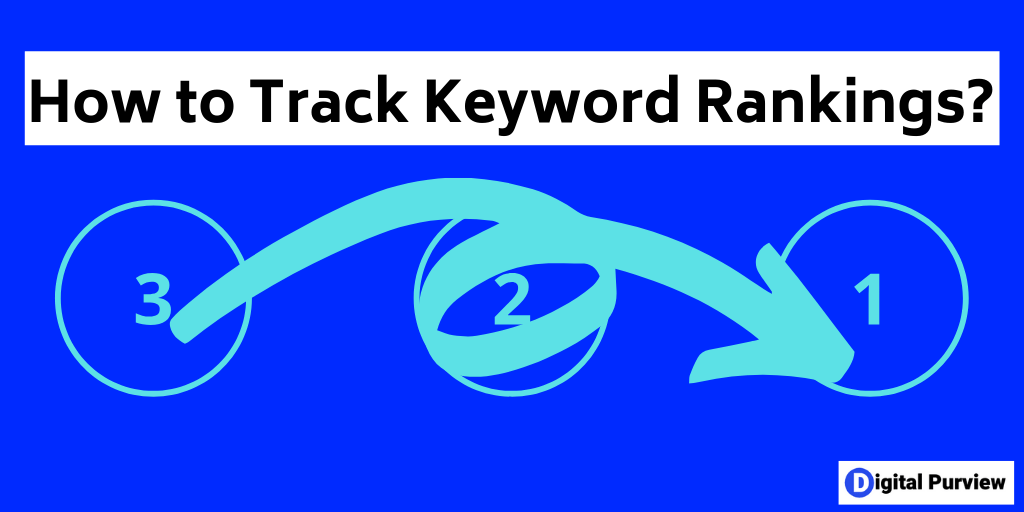 how to track keyword rankings