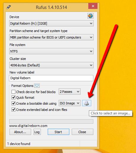 Create Live Ubuntu 14 10 Pen Drive Windows | Bootable