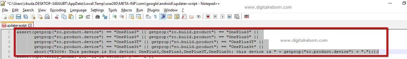 Fix Installation Aborted Status Error 7 Error TWRP Android ROM