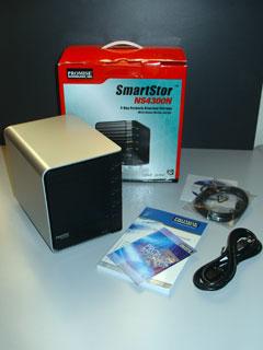 SmartStor NS4300N