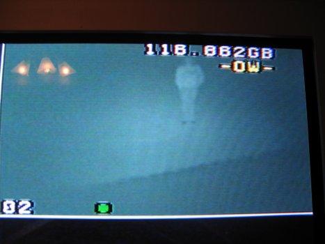 SW214 at 6mtrs at night