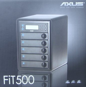 Axus FiT RAID Chassis -Reviewed