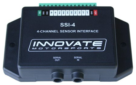 Innovate Simple Sensor Interface SSI-4 – Reviewed