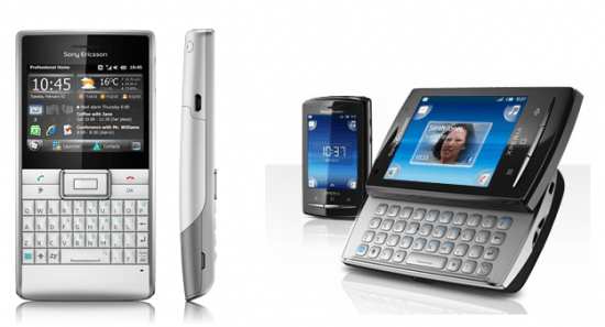 Sony Ericsson announces new top line Xperia models