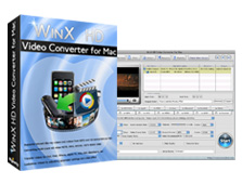 Giveaway – WinX HD Video Converter for Mac