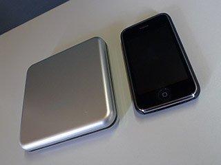 Elgato EyeTV Netstream DTT with iPhone 3GS