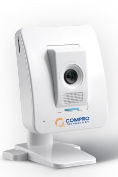 Compro IP60 Intelligent HD H.264 Network Camera – Reviewed