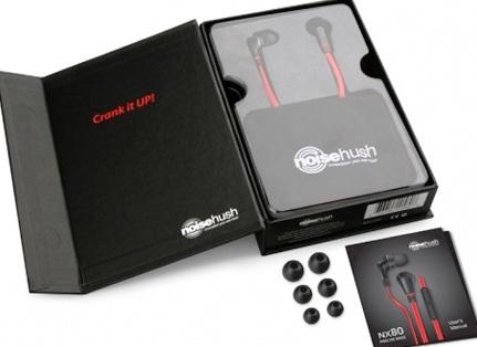 NoiseHush NX80 Stereo Headset