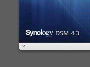 Synology DiskStation Manager (DSM) 4.3 Download Now Live