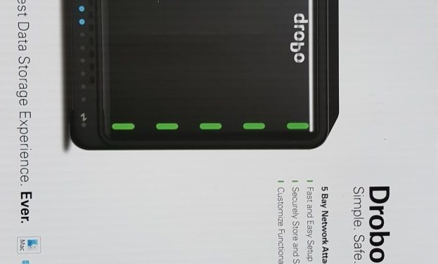 Drobo 5N2 Review: the Easiest 5 Bay NAS. But wait…there's more!