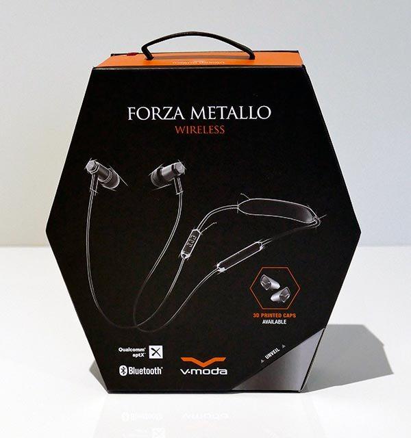 Bluetooth Buds— V-Moda Forza Metallo Wireless Earphones Reviewed