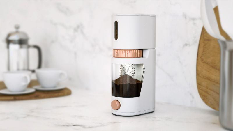 Voltaire Smart Grinder – Quest to waking up to freshly ground coffee
