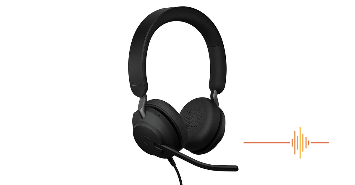 Jabra Evolve2 40 – Professional but not just limited for professional use