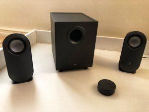 Logi Z407 Desktop Speakers