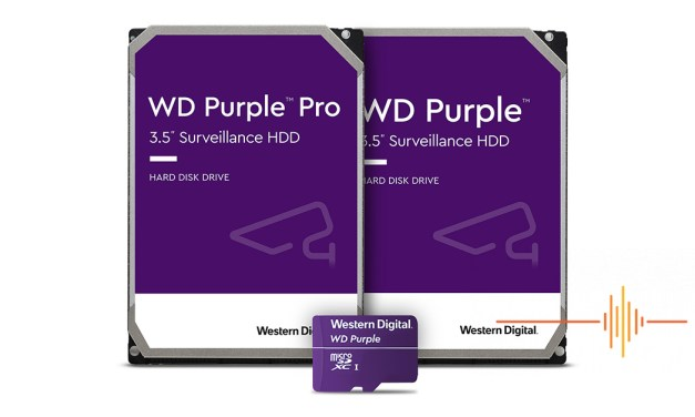 WD Purple Pro – empowering a new generation of video analytics