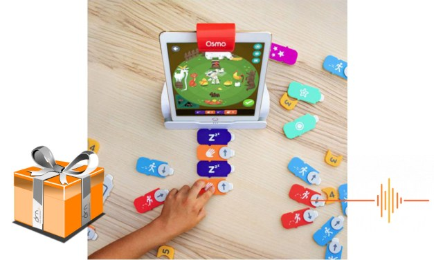 Osmo STEAM educational game GIVEAWAY with DRN!