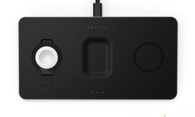 Satechi Trio Wireless Charging Pad – Just so convenient