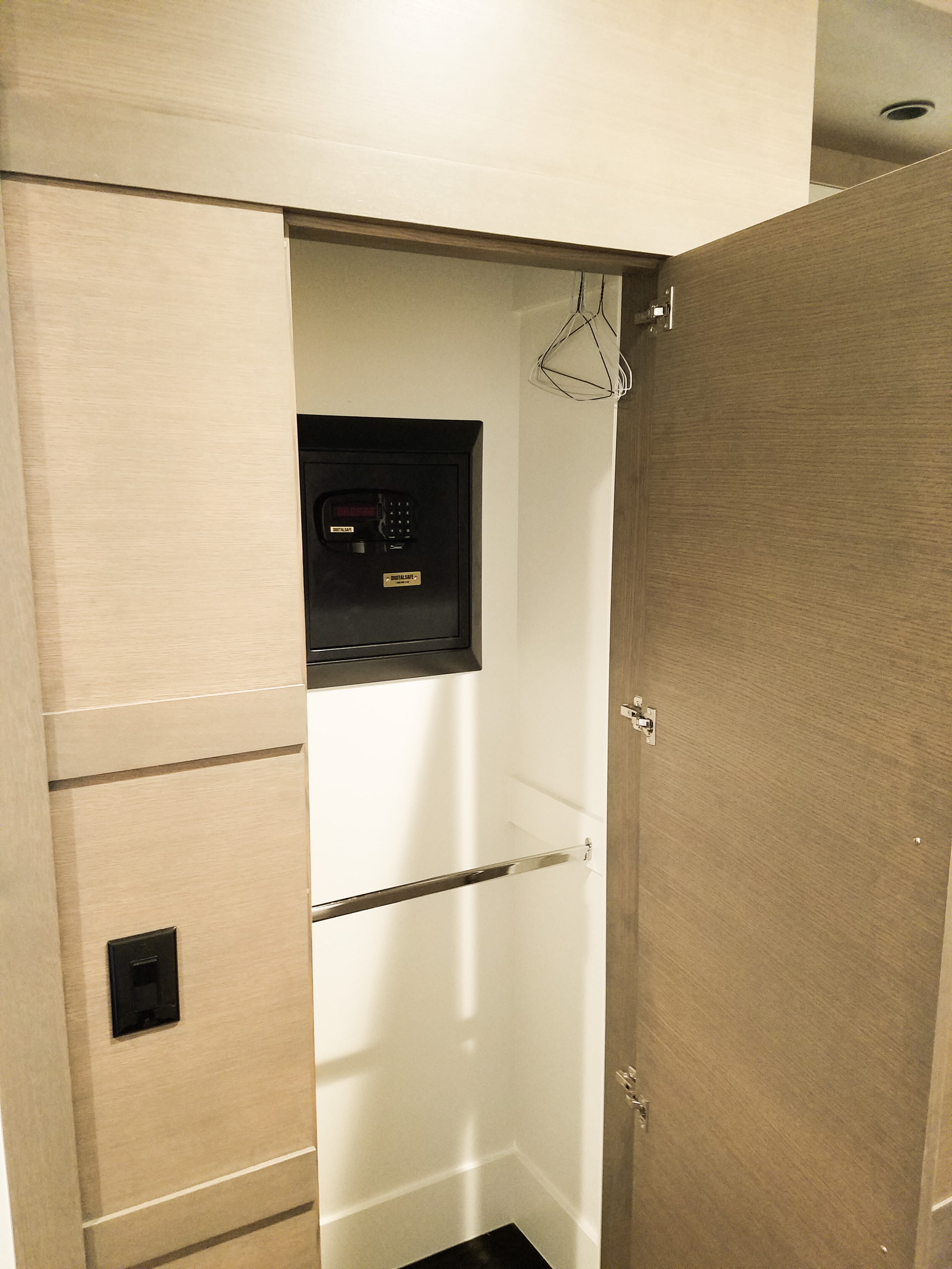 The Silver Wall Safe From DigitalSafe