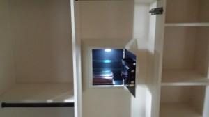 DigitalSafe Platinum WallSafe InCloset5