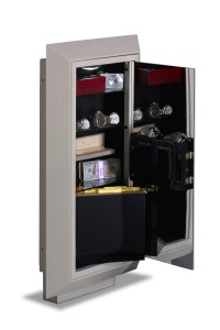 Diamond Wall Safe from DigitalSafe's luxury wall safe collection -wall safe 11