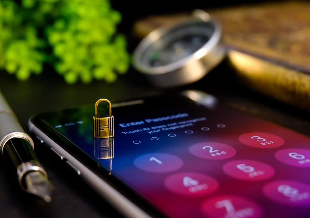 Security on mobile