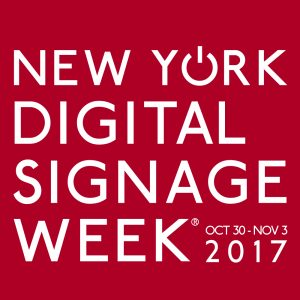 NYC Digital Signage Week