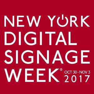 NYC Digital Signage Week
