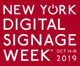 New York City Digital Signage Week