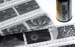 35mm b&w negatives from digital