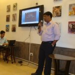 Speaker at Kolkata Bloggers Meet