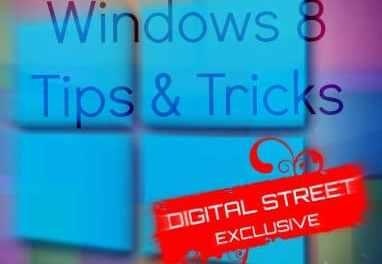 Windows 8 Tips & Tricks