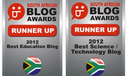 SA Blog Awards – Double Trouble