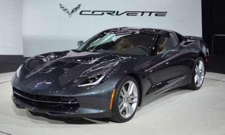 2014 Corvette Stingray set to thrill