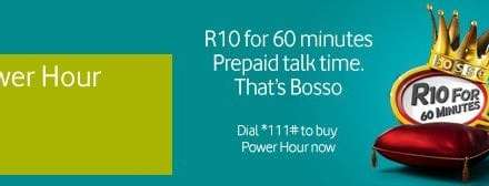 Vodacom Brings Back Power Hour